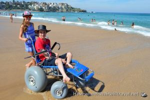 ACCESSIBLE SYDNEY BEACHES & ACTIVITIES – WHEELCHAIR ACCESSIBLE SYDNEY