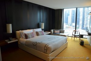 CROWN METROPOL MELBOURNE – WHEELCHAIR ACCESSIBLE ACCOMMODATION MELBOURNE