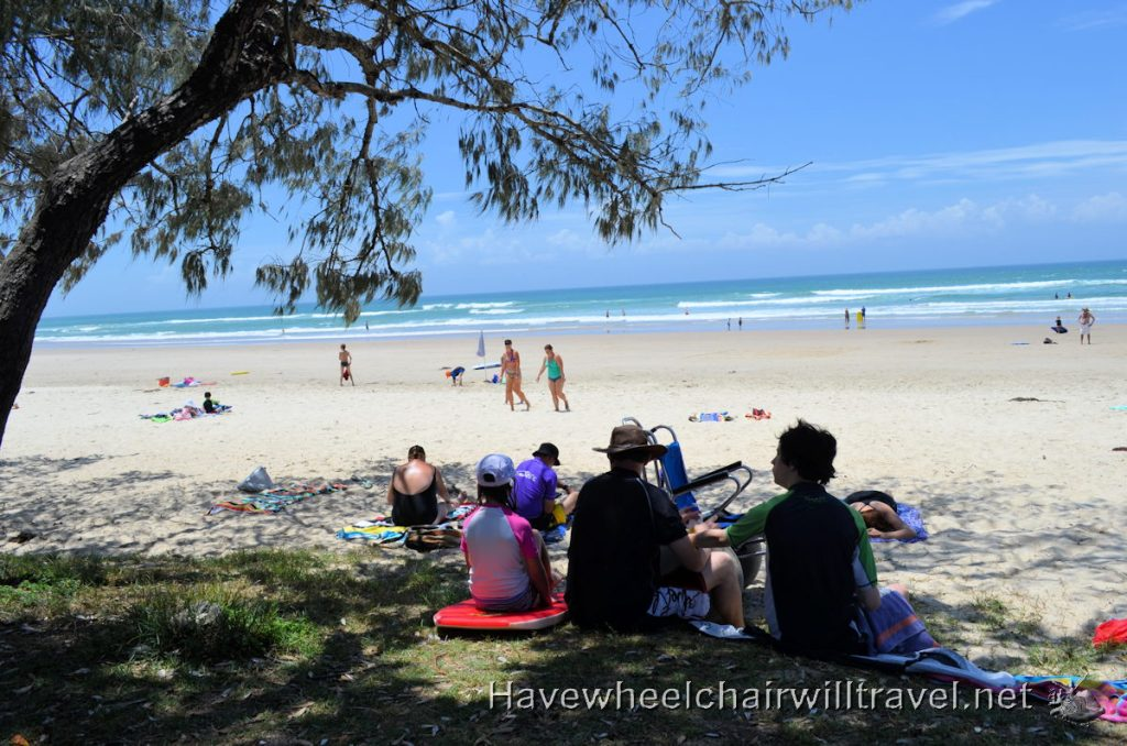 Port Macquarie's accessible beaches