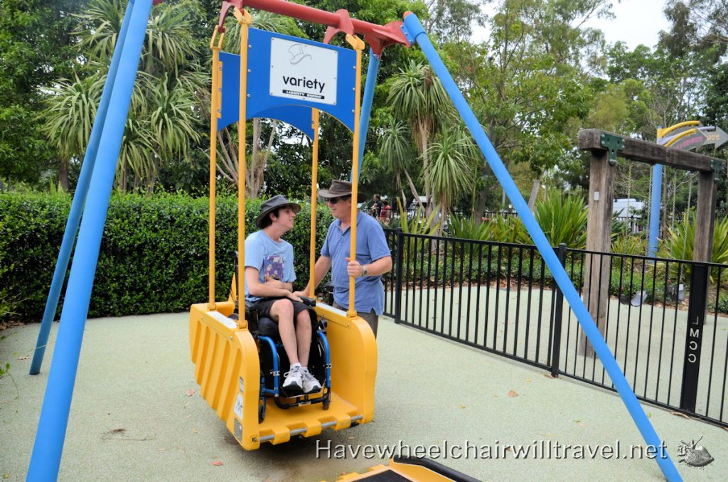 Lake Macquarie - wheelchair accessible activities