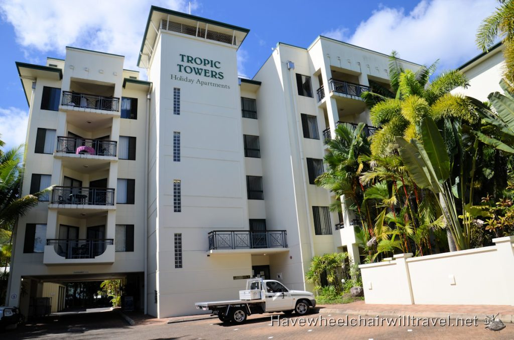Cairns & Surrounds - wheelchair accessible accommodation