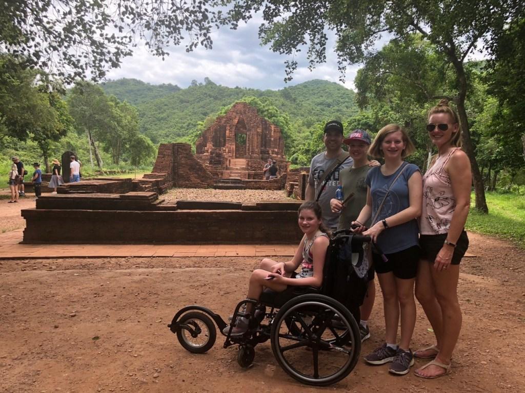 Vietnam wheelchair accessible