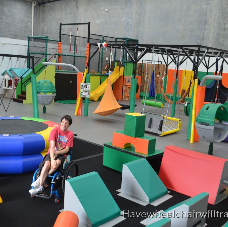 Shine Shed All Abilities Play Centre