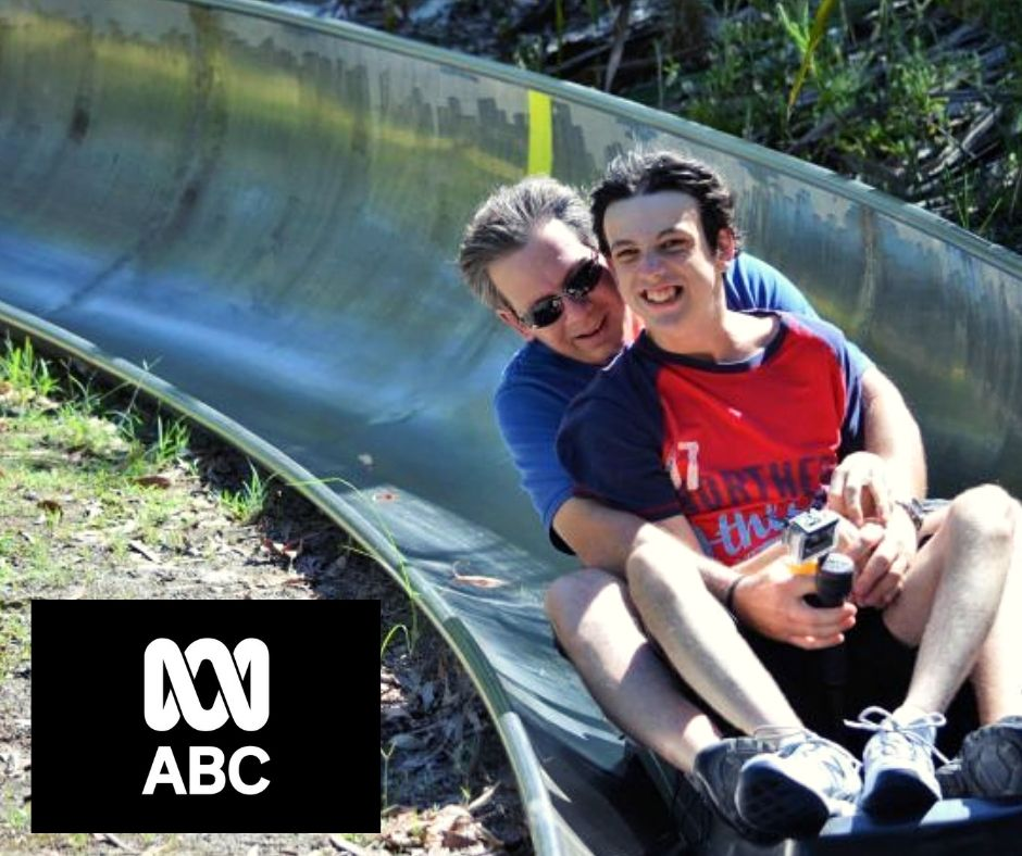 Have Wheelchair Will Travel Featured on ABC News Australia