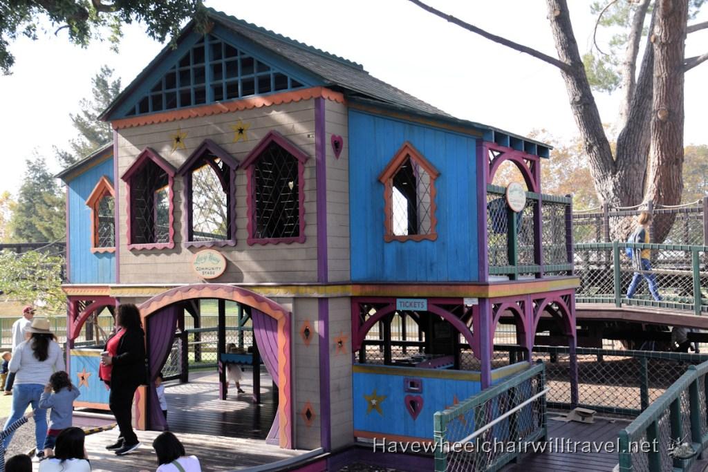Magical Bridge Playground - Have Wheelchair Will Travel