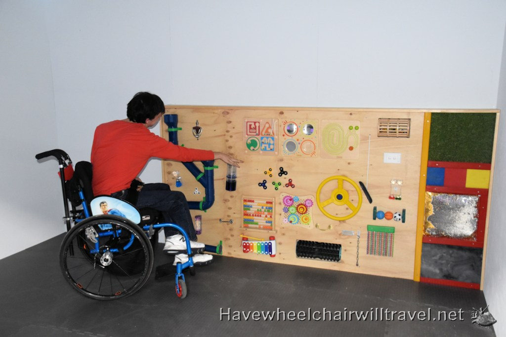 Shine Shed North West Sydney - all abilities play centre - Have Wheelchair Will Travel