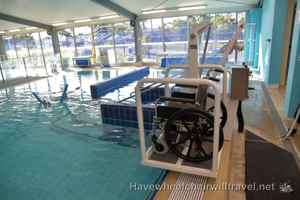 Toronto Swim Centre - Accessible Lake Macquarie - Have Wheelchair Will Travel