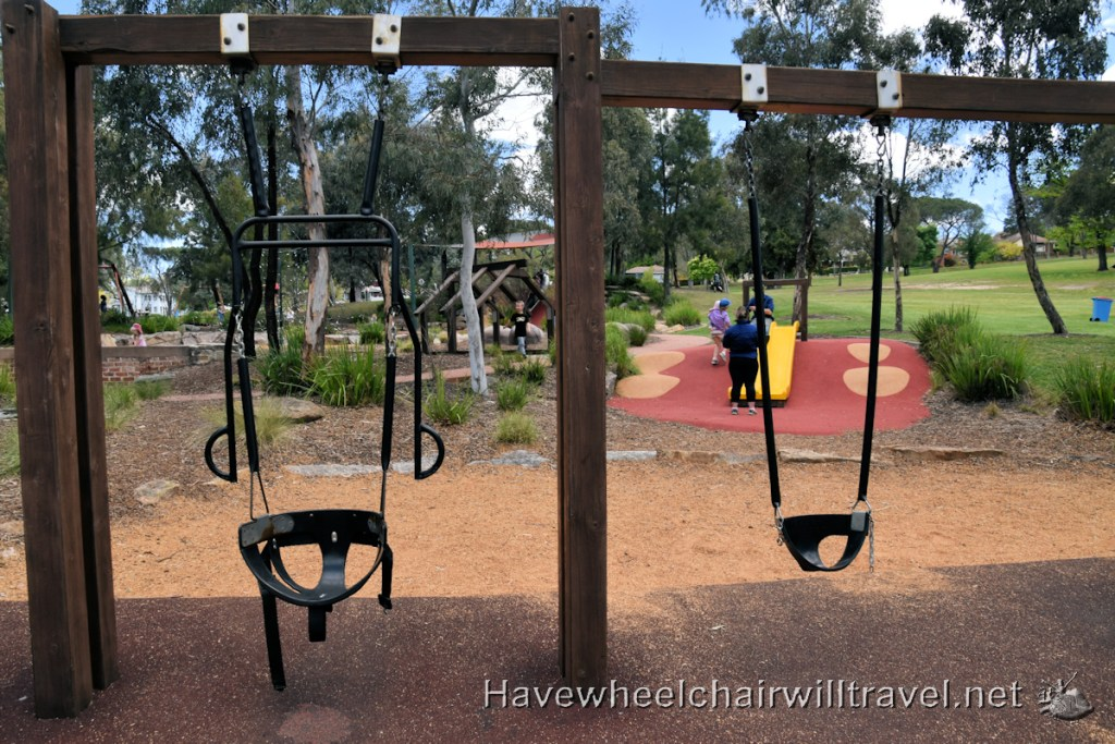 Adventure Playground Bathurst All Abilities - Have Wheelchair Will Travel