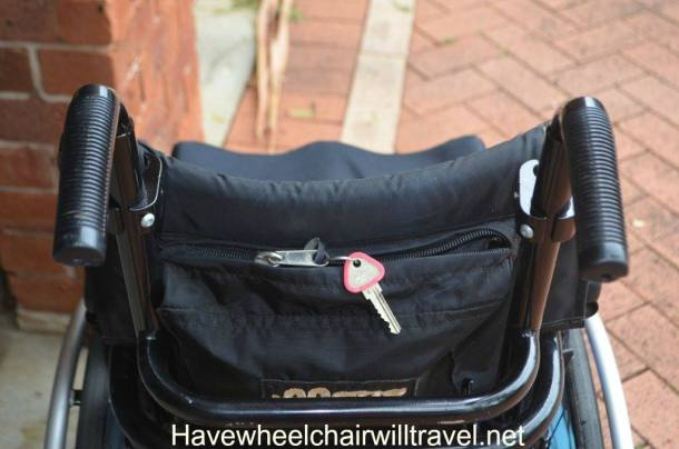 Mlak key - Have Wheelchair Will Travel