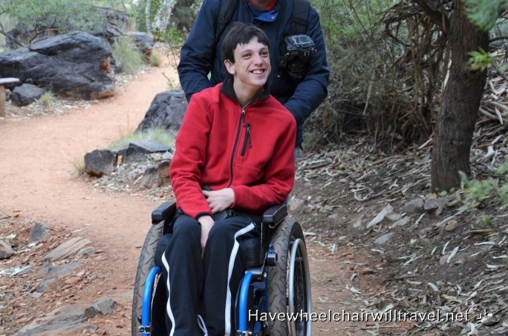 Off road tyres - Have Wheelchair Will Travel