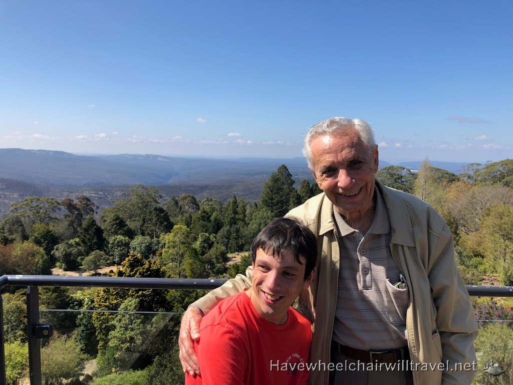Blue Mountains Mt Tomah - accessible Blue Mountains - Have Wheelchair Will Travel