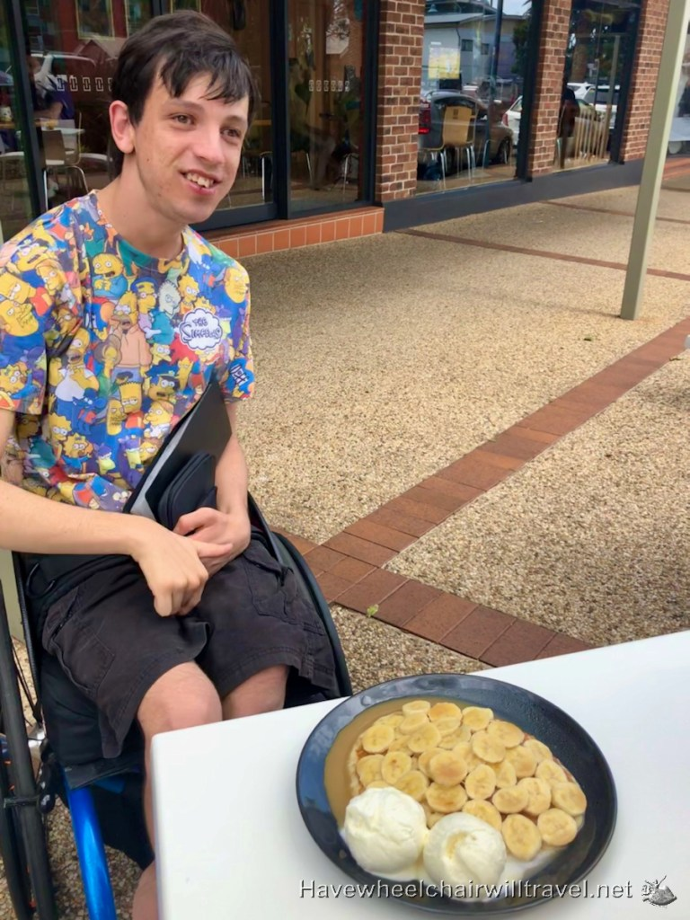 Pancake Place Port Macquarie - Have Wheelchair Will Travel