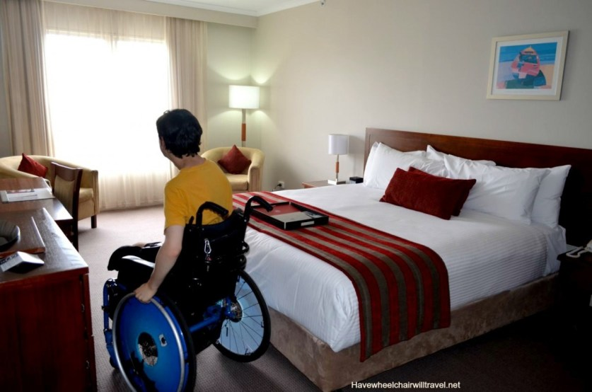 Rydges Port Macquarie - Have Wheelchair Will Travel