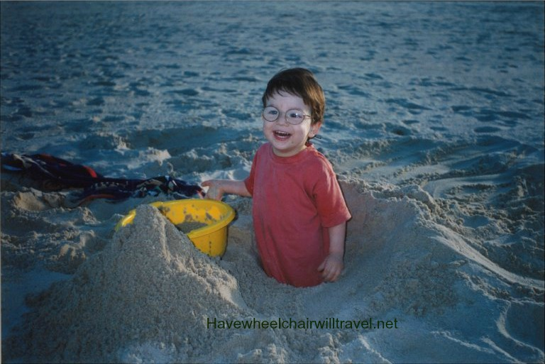 World Cerebral Palsy Day - Have Wheelchair Will Travel