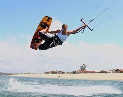 Kiting - me