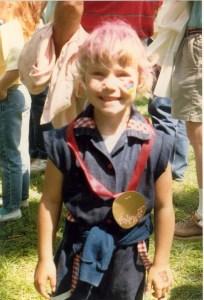 Annie at age 6 (2)