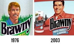 Old New Brawny