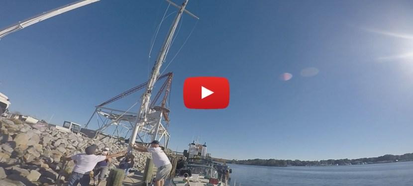 #39: Pulling the Mast!