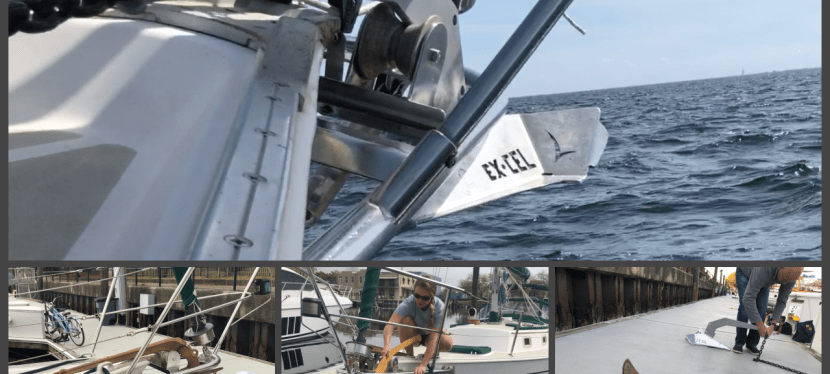 New Anchor: Sarca Excel No. 4 (37-lbs) – Research and Selection