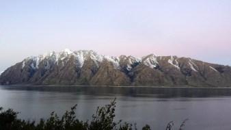mt aspiring mountains