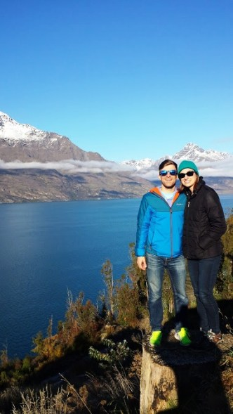 Lake Wakatipu E and J 2