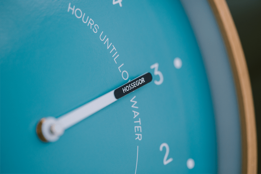 Ocean-Clock-Horloge-Artic-blue