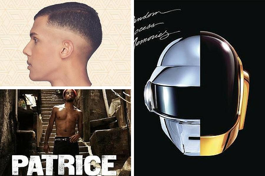 Vinyle-artistes-recents