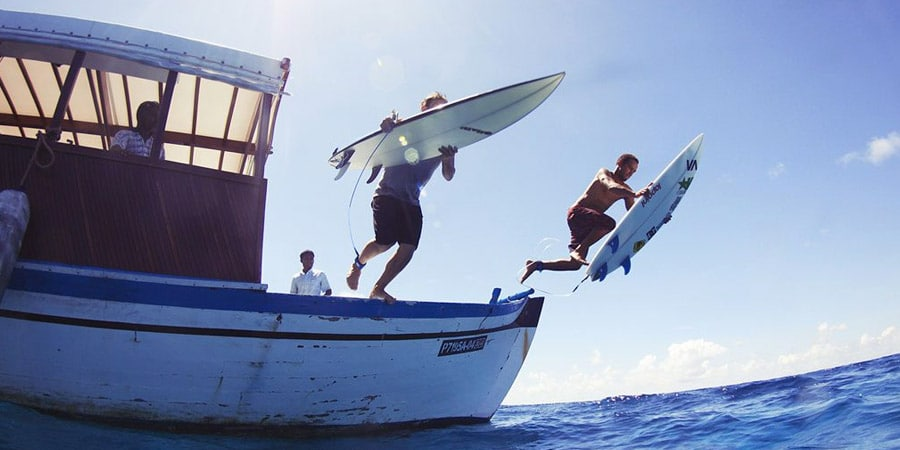 boad trip surf