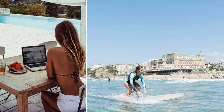 manon laza surf