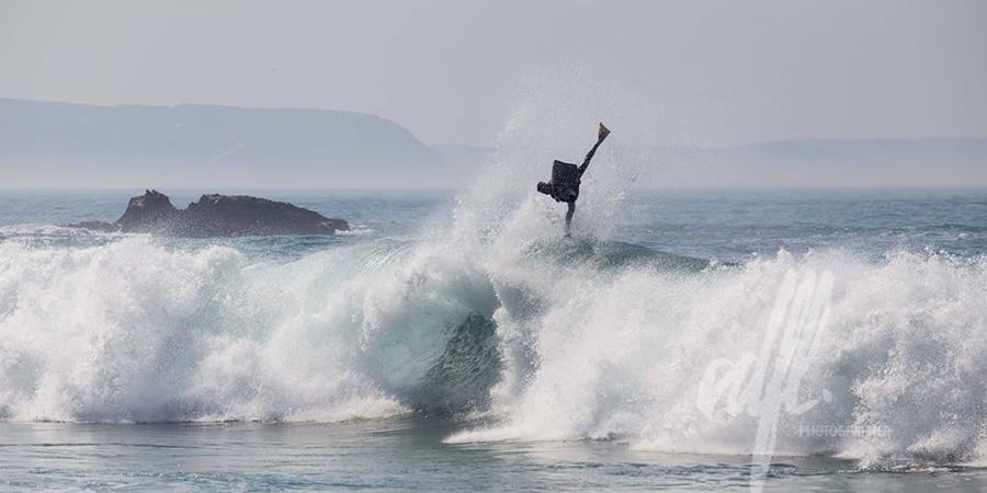 Matthieu Aguirre surfeur