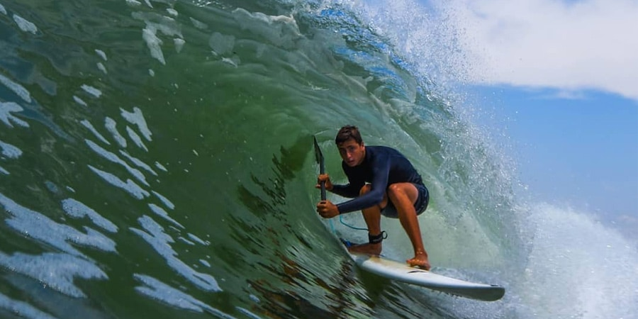 matthieu aguirre stand up paddle