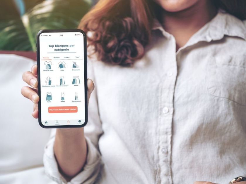 L'application Clear fashion : l'appli qui décrypte la mode responsable
