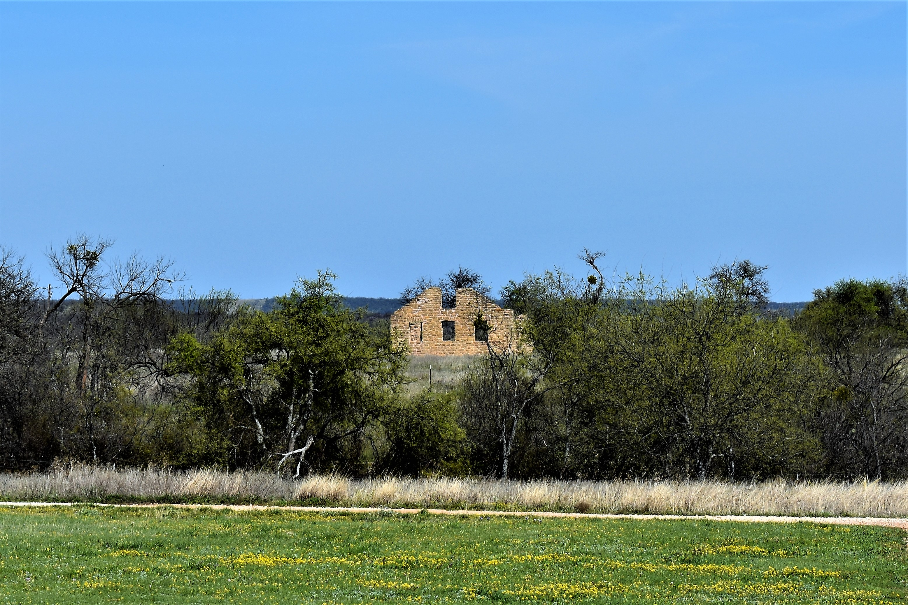 Fort Griffin State Historic Site Albany Texas