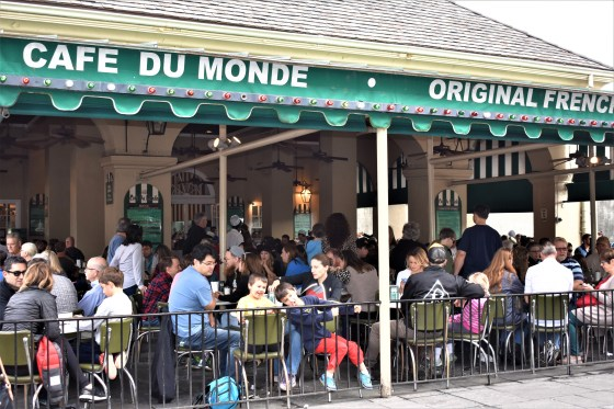 Cafe Du Mond New Orleans