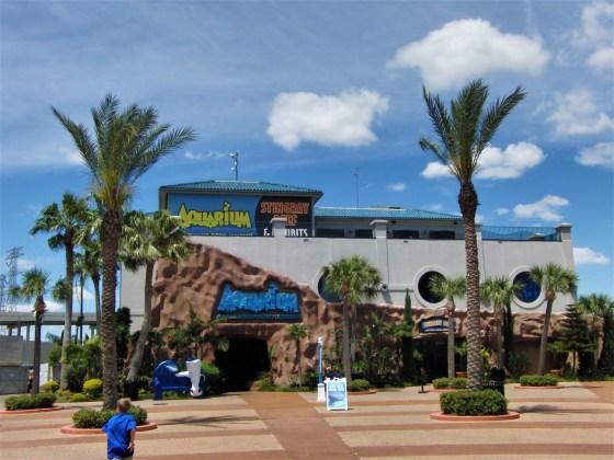 Aquarium Restaurant on the Kemah Boardwalk