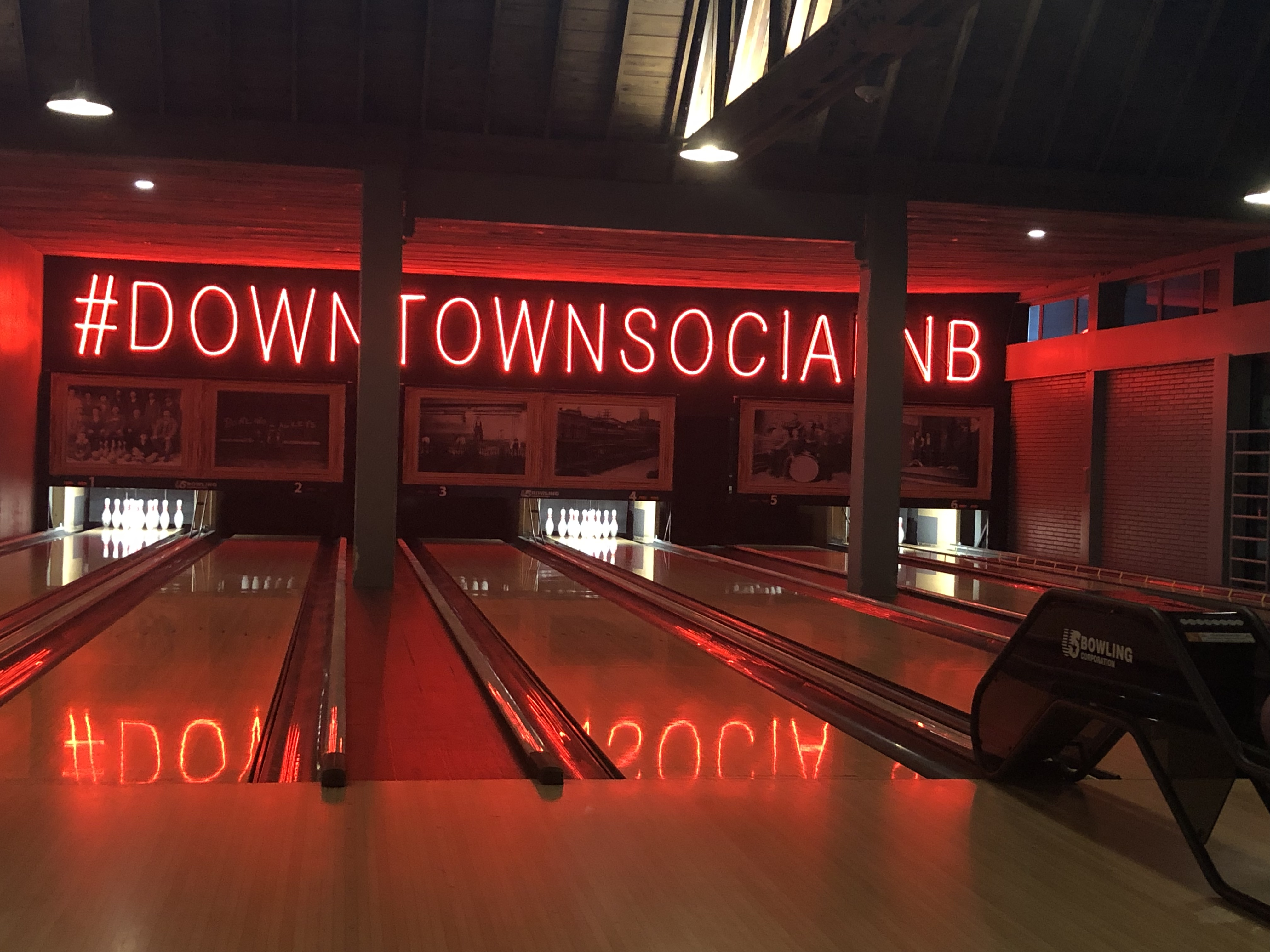 Downtown Social in New Braunfels