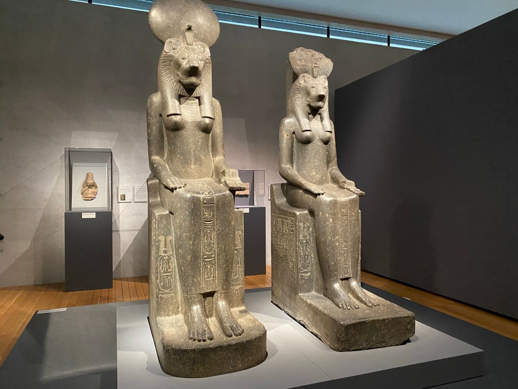 Queen Nefertari's Egypt Exhibit at the Kimbell Museum in Fort Worth