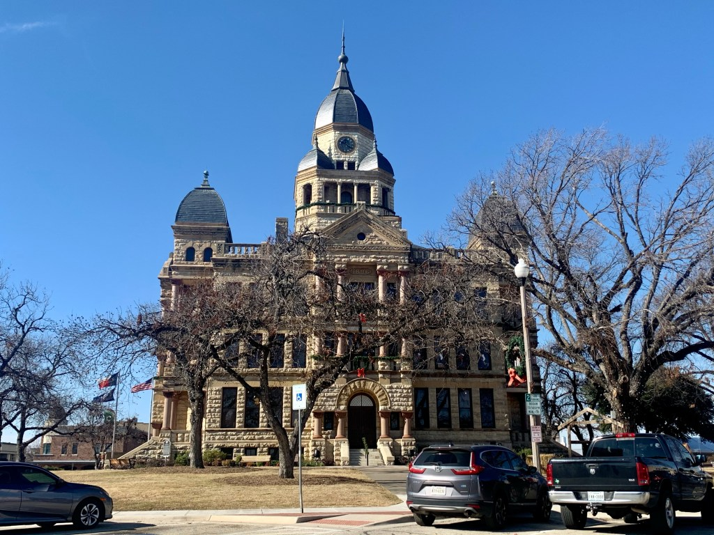 Denton County Courthouse, Denton Texas