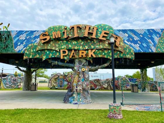 Smither Park Houston Texas