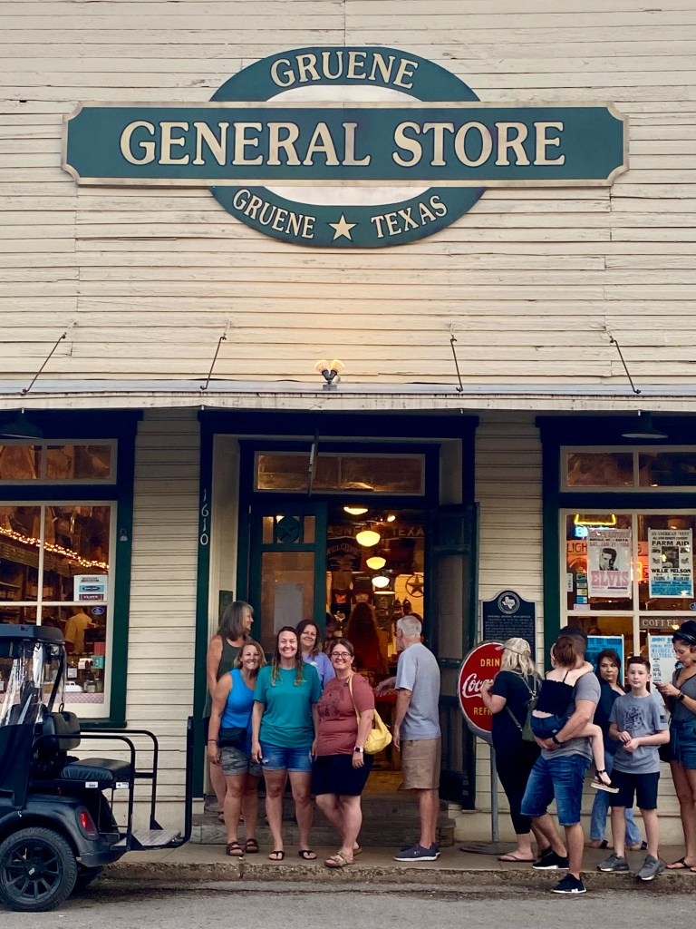 Gruene General Store New Braunfels Texas