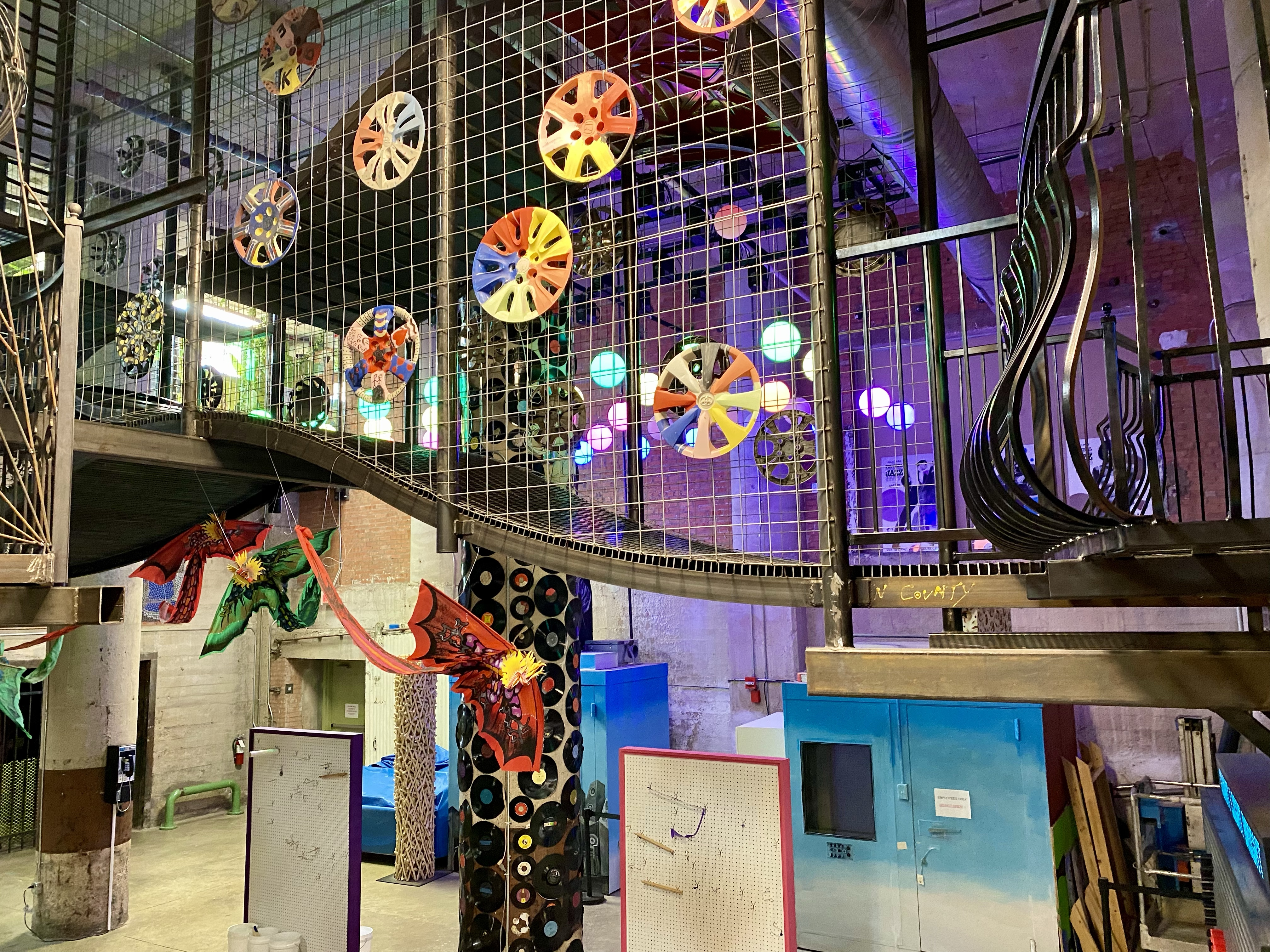 Spark Children's Museum in Dallas Texas