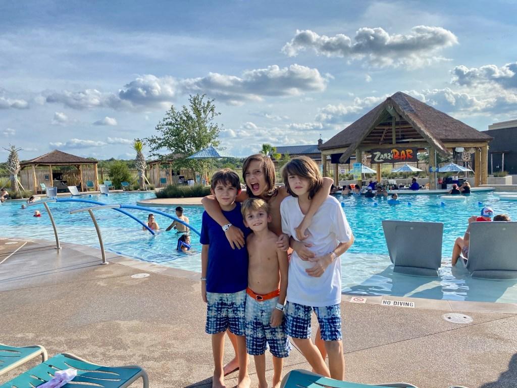 Kalahari Resort in Round Rock, Texas