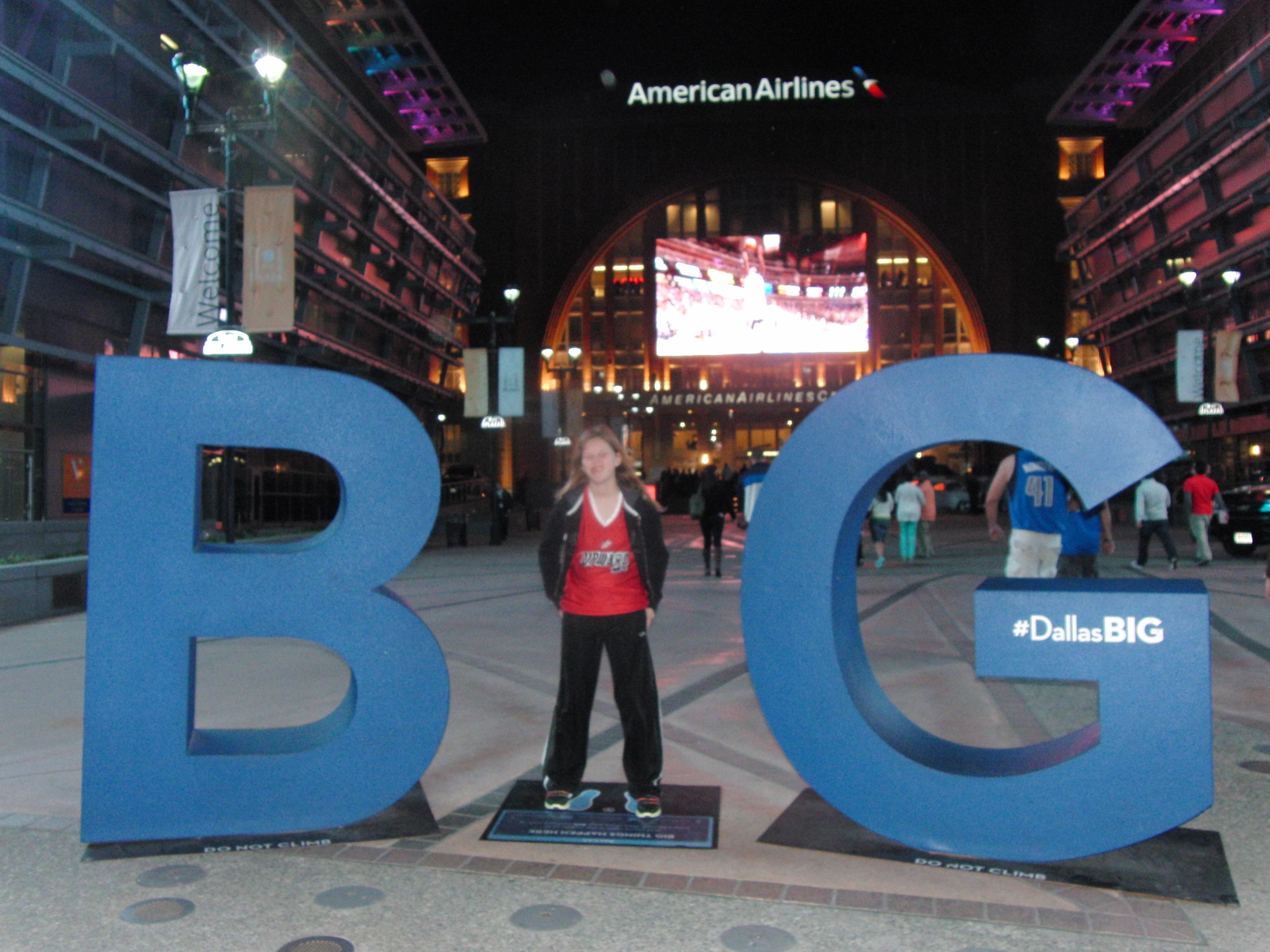 Dallas Mavericks Game At American Airlines Center