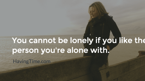 lonely quote