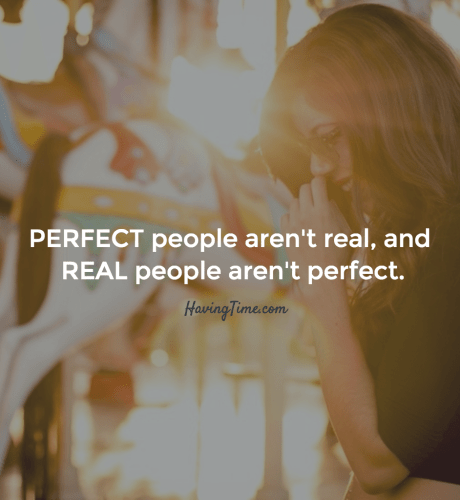 PERFECT PEOPLE QUOTES