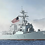"US Navy To China:  ""F— Your Exclusion Zone, We Do What We Want!"""