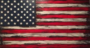 Hand crafted Old Glory made with love by a Gold Star Father. #NeverForget