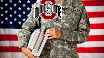 """Military Men"" Take Charge During Ohio State Attacks"