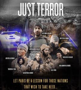 """More Dabiq magazine ISIL propaganda: """"Just Terror"""""""