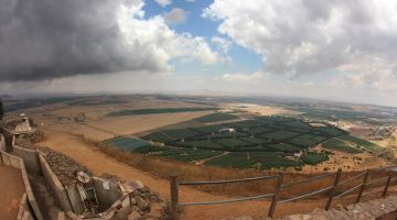 Window Into War: Treating (and Meeting) Wounded Syrian Combatants… In Israel